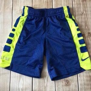 Boys size 4-5 Nike shorts